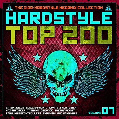 VA-Hardstyle Top 200 Vol 7-PROPER-4CD-2015-passed Download