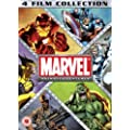 Marvel Animation: 4 Film Collection [DVD]