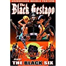 The Black Gestapo / The Black Six (Double Feature)