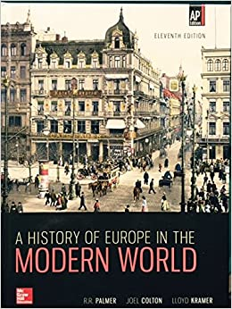 ap modern european history textbook rea Tips: memorize cliffsap biology = automatic 5 on the ap exam 'nuff said don't  be  best prep book(s): modern european history by schaum's tips: there is a .