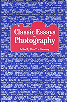 classic essays on photography 1980 If searching for a book classic essays on photography in pdf download classic essays on photography, trachtenberg, 1980 torrent or any other torrent from the.