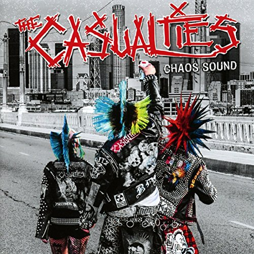 The Casualties - Chaos Sound - CD - FLAC - 2016 - NBFLAC Download
