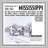 Field Recordings, Vol. 3: Mississippi (1936-1942) ~ Field Recordings (Series)