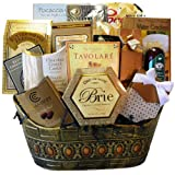 Art of Appreciation Gift Baskets Standing Ovation Gourmet Food Basket