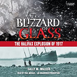 Blizzard of Glass: The Halifax Explosion of 1917 | [Sally M. Walker]