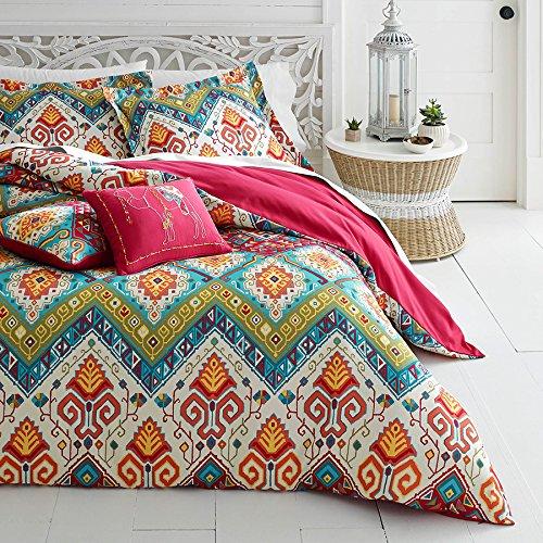 Full/Queen Duvet Set (Azalea Skye Moroccan Nights) (Moroccan Bedding Full compare prices)