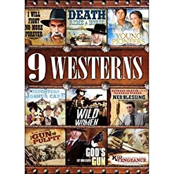 9-Movie Western Pack V.2