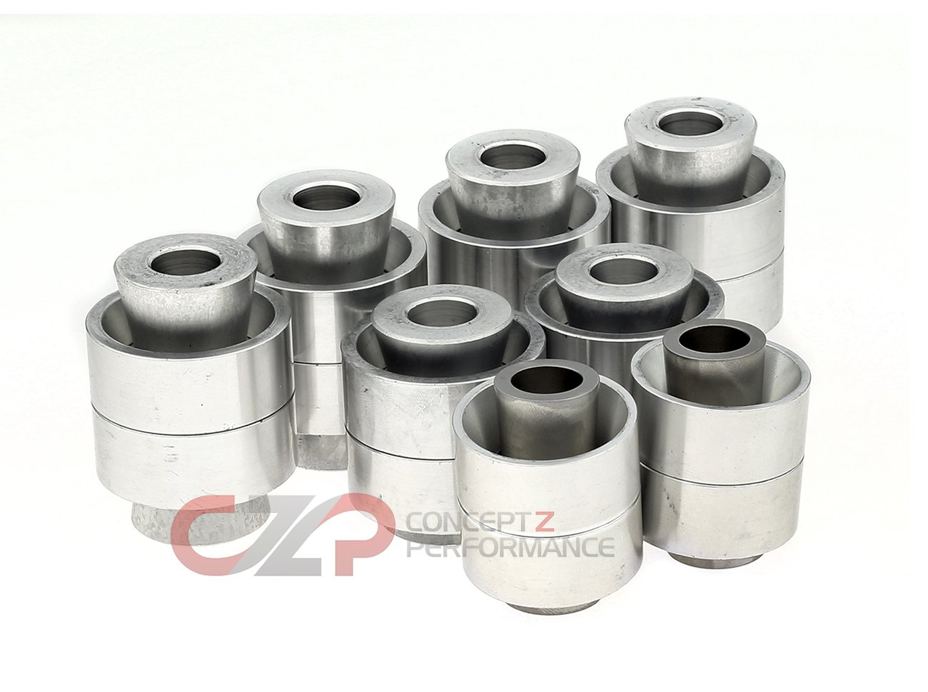 SPL RKB Z34 FKS Rear Knuckle Monoball Bushing Set - Nissan 370Z Z34 09+, Infiniti G37 08+/ G35 07-08 Sedan V36 эквалайзер spl passeq