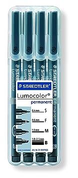 4 Pack Farben oder Gemischt Packungen Staedtler Textsurfer Textmarker Stifte