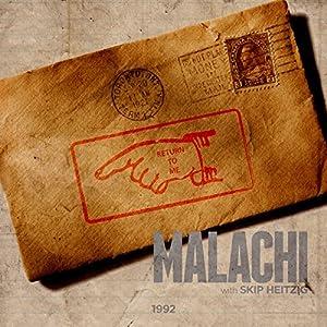 39 Malachi - 1992 Speech