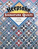 img - for Keepsake Signature Quilts book / textbook / text book