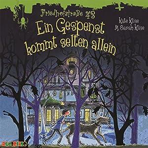 Ein Gespenst kommt selten allein (Friedhofstraße 43, 3) Hörspiel