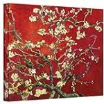 Art Walls Interpretation in Red Bloss...