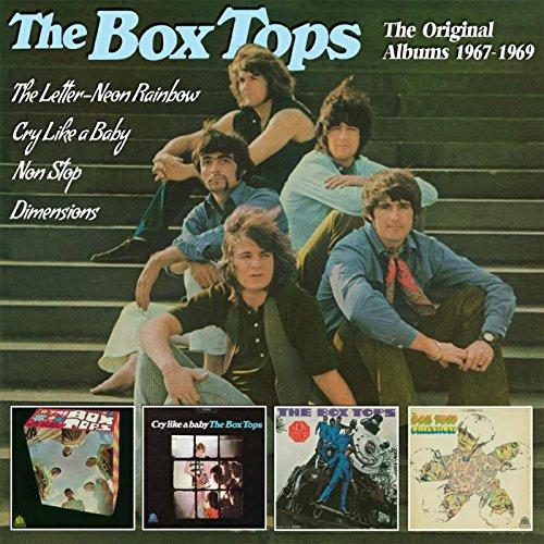 The Box Tops - The Letter  Neon Rainbow - Zortam Music