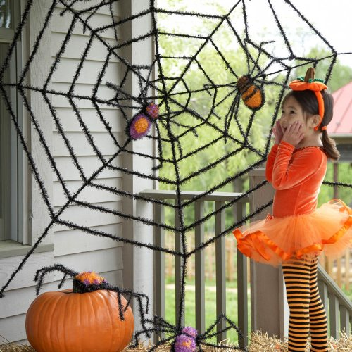 Giant Spider Spiders Halloween Decoration