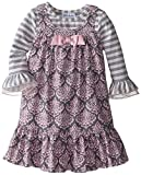 Bonnie Jean Little Girls Toile Jumper Dress Set