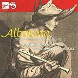 アルビノーニ:室内での和声の楽しみ Op.6