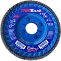 SAIT 70919 Trim Back Flap Disc with 5-Inch-Inch Diameter and 5/8-11-Inch Arbor, 10-Piece