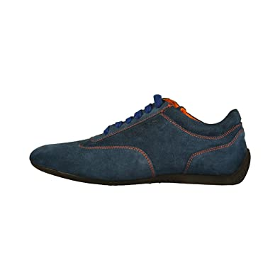 Amazon.com: Sparco Low Top Racing Shoes - Baltic Blue: Shoes