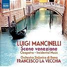 Mancinelli : Scene Veneziane