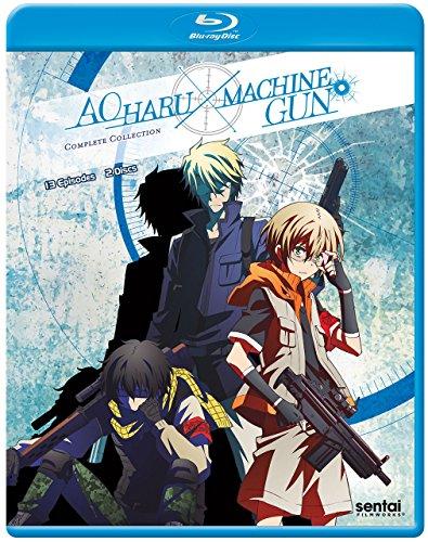 Aoharu X Machinegun [Blu-ray]