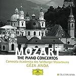 Mozart : Concertos pour piano (Coffre...