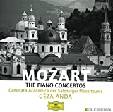 Mozart: The Piano Concertos (DG Collectors Edition)