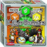 Killer Bunnies Odyssey 3-Pack Combo Starter Deck - Lively and Spry