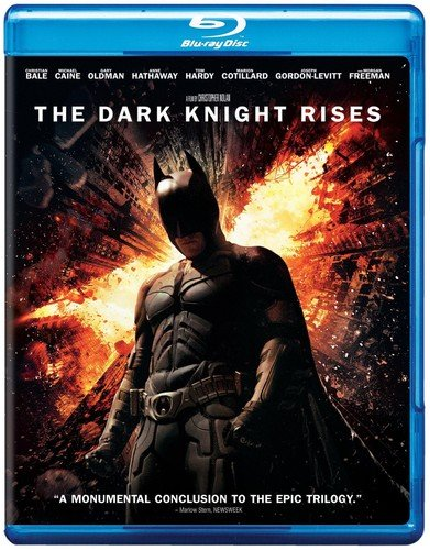 Blu-ray : The Dark Knight Rises (With DVD, 2 Disc)