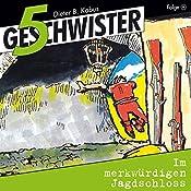 Im merkwürdigen Jagdschloss (5 Geschwister 9)   Günter Schmitz