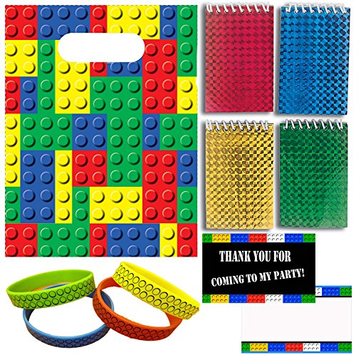 Image of Legos Party Supplies