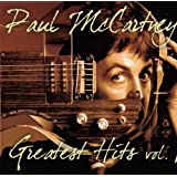 PAUL McCARTNEY - Greatest Hits vol.1 (Original 2 CDs Set in Digipack)