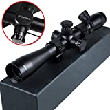 Hunting Riflescope M1 3.5-10x40 R&G Long Range Illuminated Mil-dot Optics Rifle Gun Scope