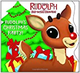 img - for Rudolph's Christmas Party! (Rudolph the Red-Nosed Reindeer) book / textbook / text book