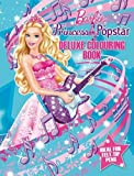 Mattel Inc Barbie Princess and the Pop Star Deluxe Colouring