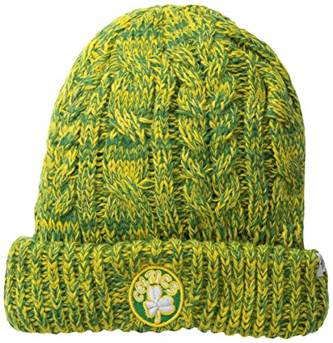 San Diego Chargers Chokers: Boston Celtics Abomination Knit Hat, Celtics Tassel Beanie