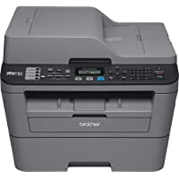 Brother MFC-L2700DW Wireless Monochrome Laser All-in-One Printer with Duplex