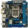 Asus P8Z77-I DELUXE/WD Mainboard Sockel 1155 (Mini-ITX, 2x DDR3, SATA III)