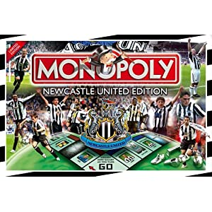 Monopoly Newcastle United FC edition!
