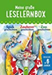 Meine gro�e Leselernbox - Zoogeschich...