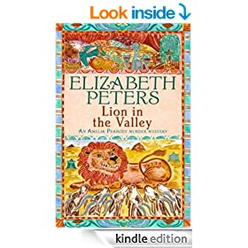 Lion in the Valley (Amelia Peabody Book 4)