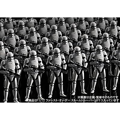 スター・ウォーズ ファースト・オーダー ストームトルーパー 1/12スケール プラモデル