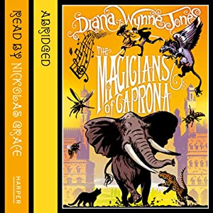The Magicians of Caprona Audiobook