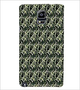 PrintDhaba Typography D-6079 Back Case Cover for SAMSUNG GALAXY NOTE 3 (Multi-Coloured)