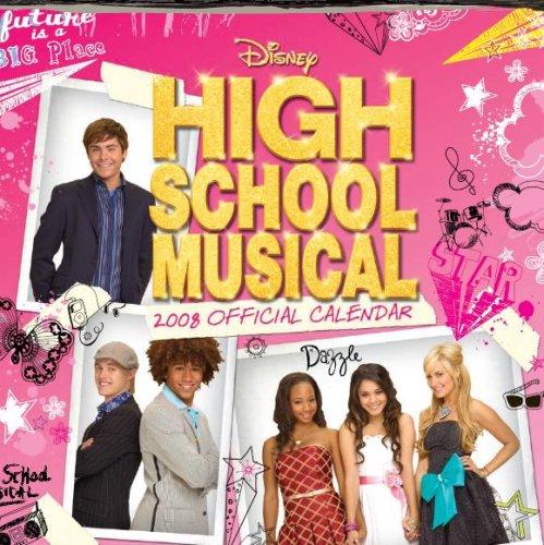"""Official """"High School Musical 2"""" Calendar 2008 2008"""