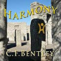 Harmony Audiobook by C. F. Bentley Narrated by Kate Zane