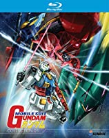 Mobile Suit Gundam (First Gundam) Part 1 Blu-ray Collection by Bayview Entertainment