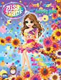 img - for Lisa Frank Sparkle & Shimmer Giant Coloring and Activity Book book / textbook / text book