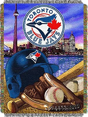 The Northwest Company Northwest MLB Blue Jays Home Field Advantage Throw