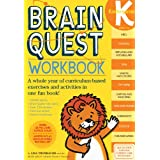 Brain Quest Workbook: Kindergarten ~ Lisa Trumbauer